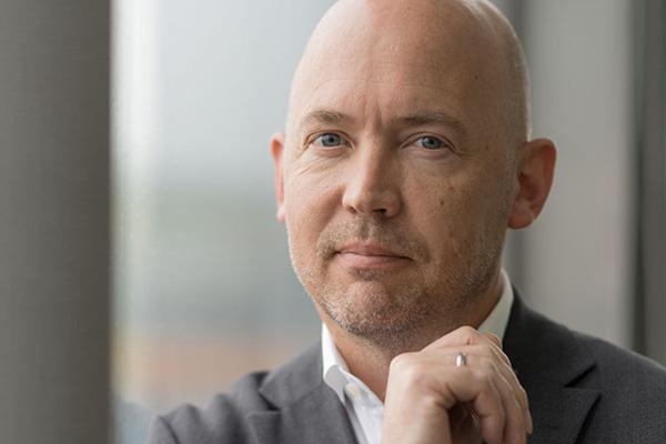Porträt unseres CEO Jeppe Hau Knudsen