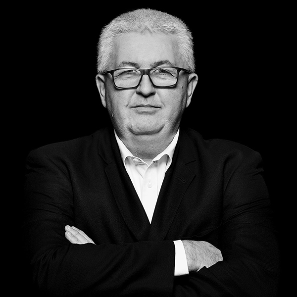 Portrait Jochen Carle, sen. Partner